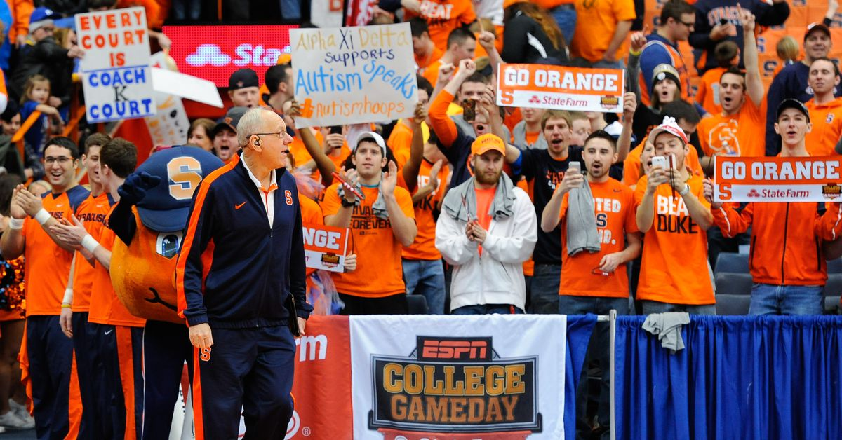 ESPN College GameDay coming to Syracuse for Duke rematch ...