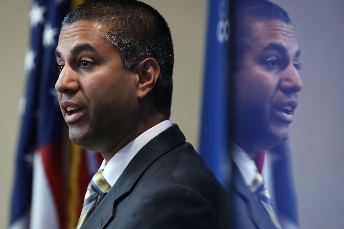 Ajit Pai: The greatest threat to the internet is Silicon
