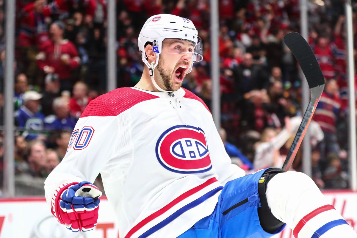 Should The Canadiens Consider Trading Tomas Tatar Eyes On The Prize