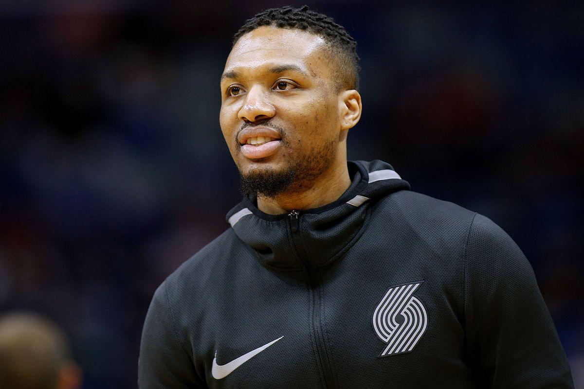 Blazers' Damian Lillard Ranks Among NBA 2K20's Highest-Rated Players