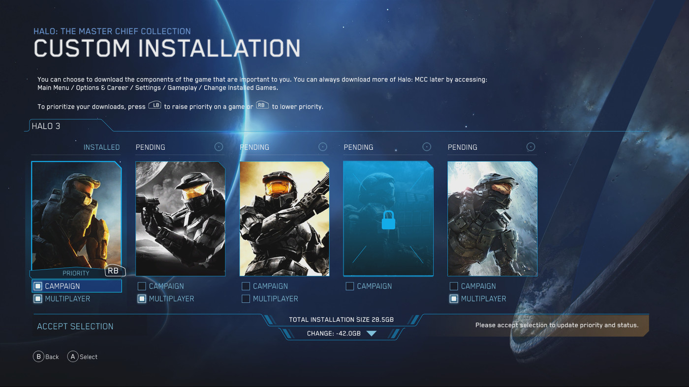 Halo The Master Chief Collection Gets Massive Update With Xbox One X Enhancements And More Polygon