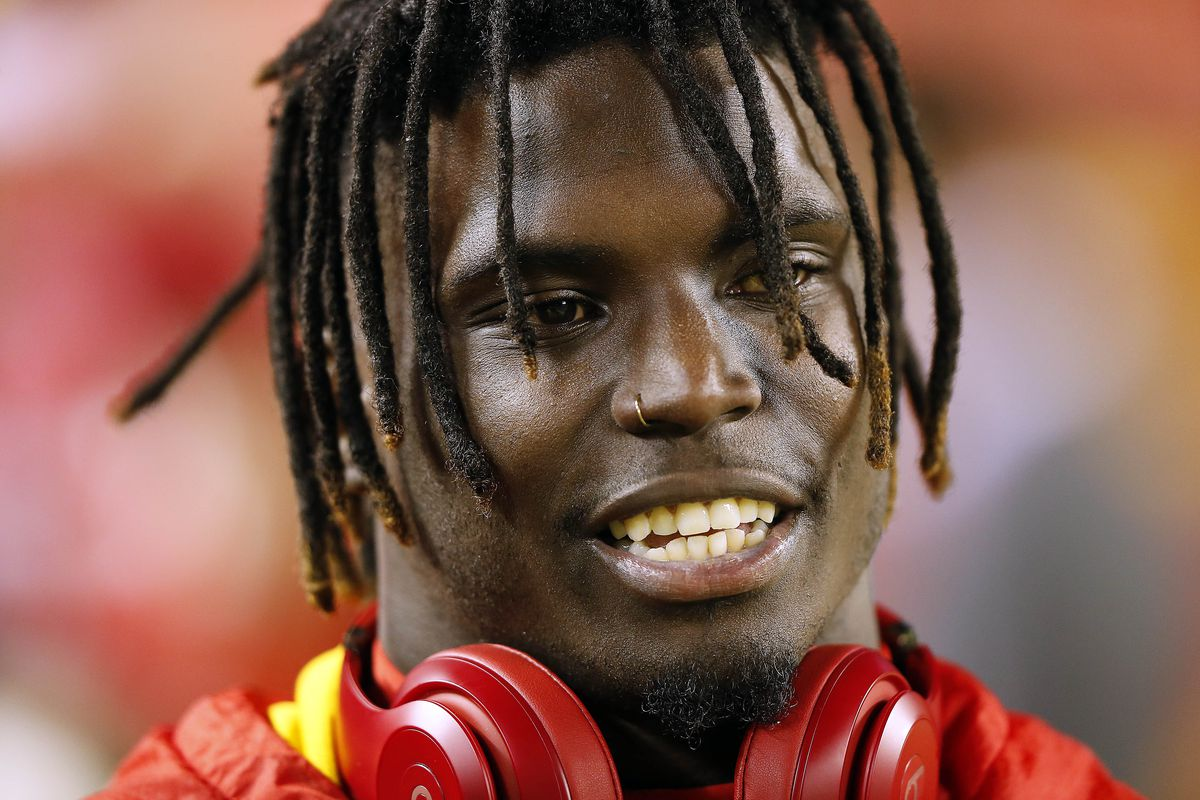 Report  Chiefs wide receiver Tyreek Hill involved in investigation for alleged  battery 473ec7f59