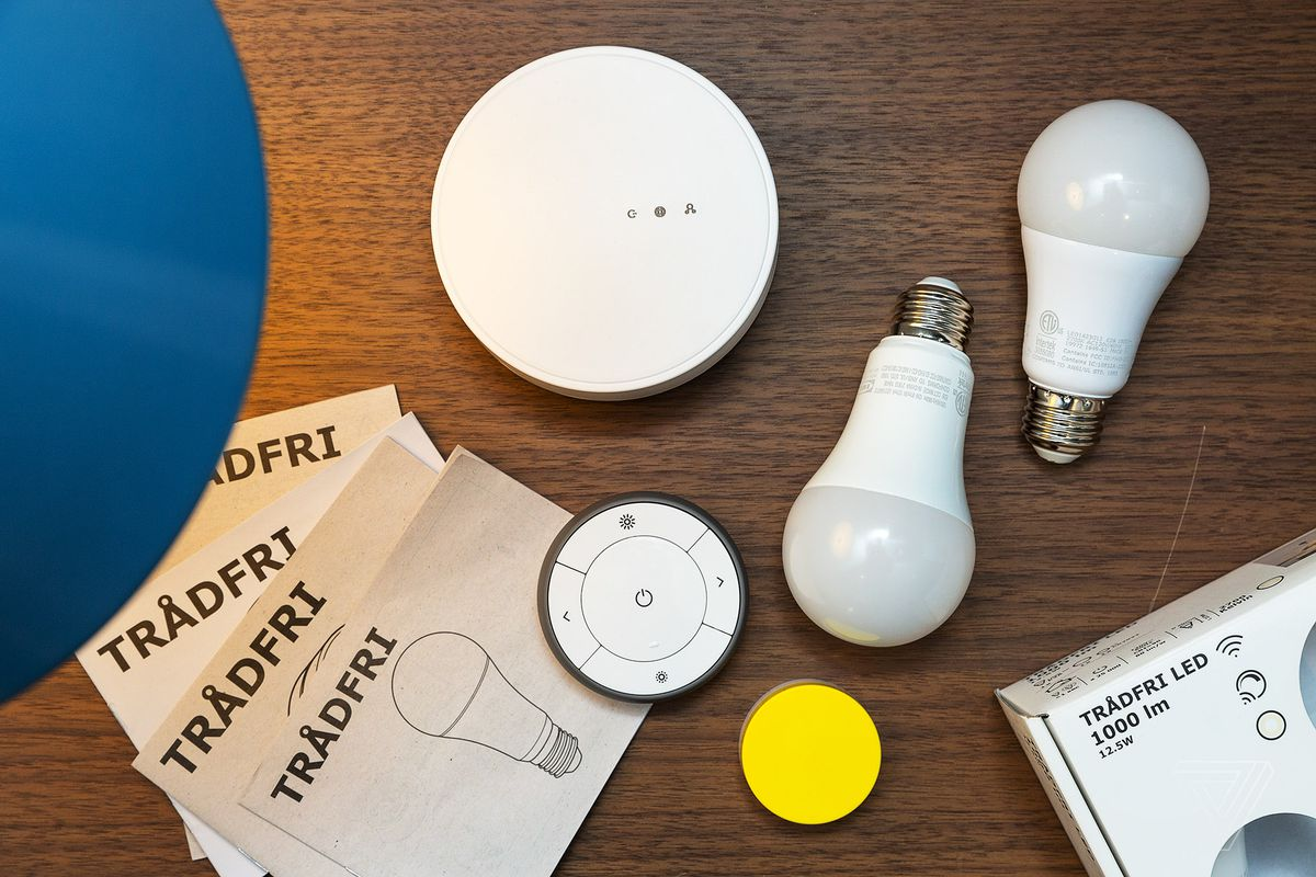 Ikea Spot Lampen : Ikea smart lights now support homekit and alexa with google home