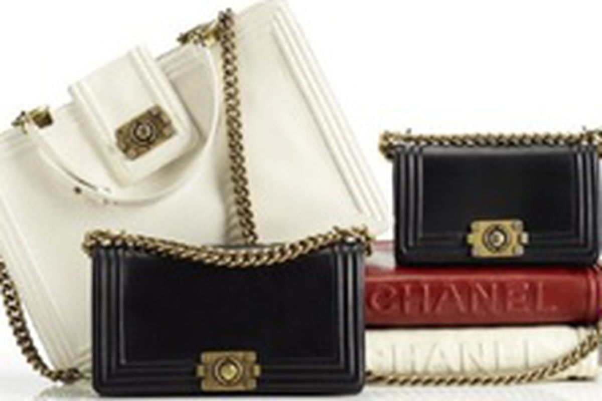 72de3a4eed52 Chanel Gets Less Ladylike: Launches New 'Boy' Bag This September ...
