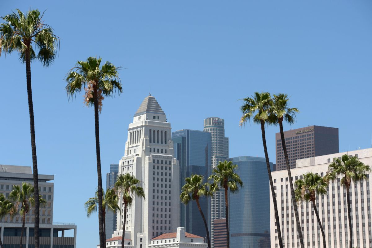 The City of Angels.