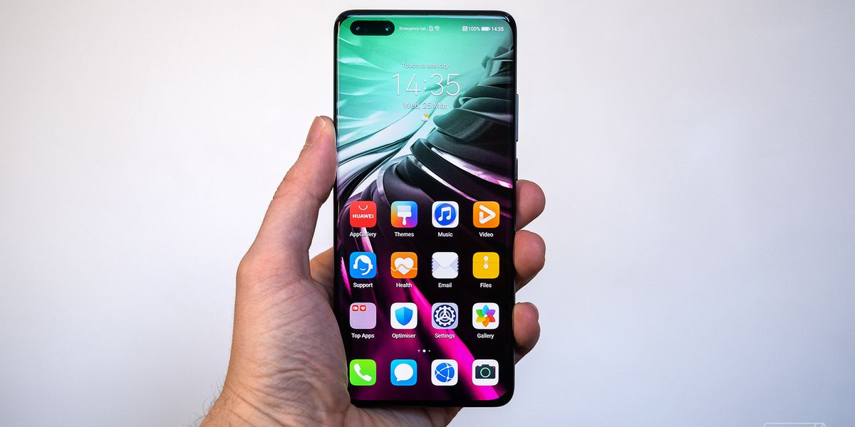 Huawei hopes the P40 Pro's powerful hardware can lure you away from Google