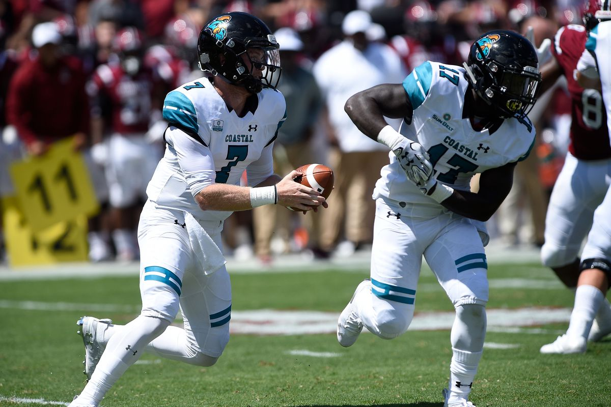 Kansas Jayhawks Football Opponent Preview: Coastal Carolina