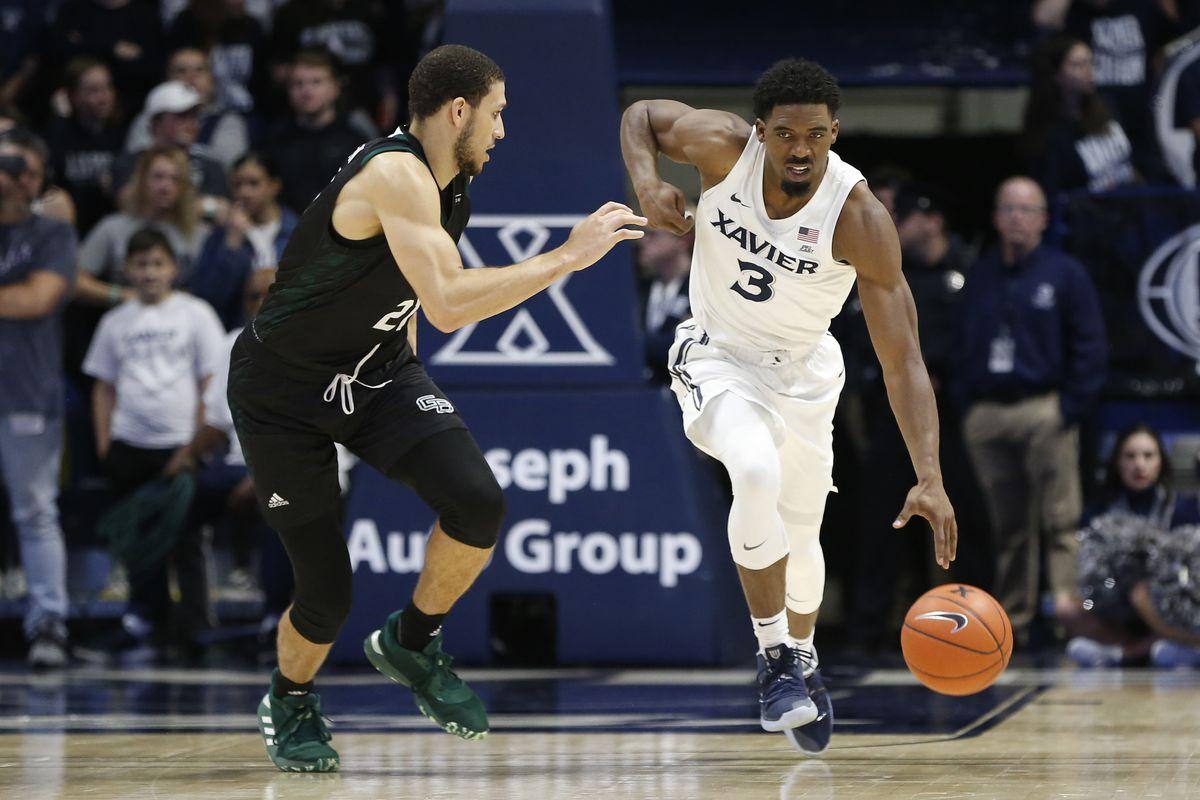 NCAA Basketball: Green Bay at Xavier