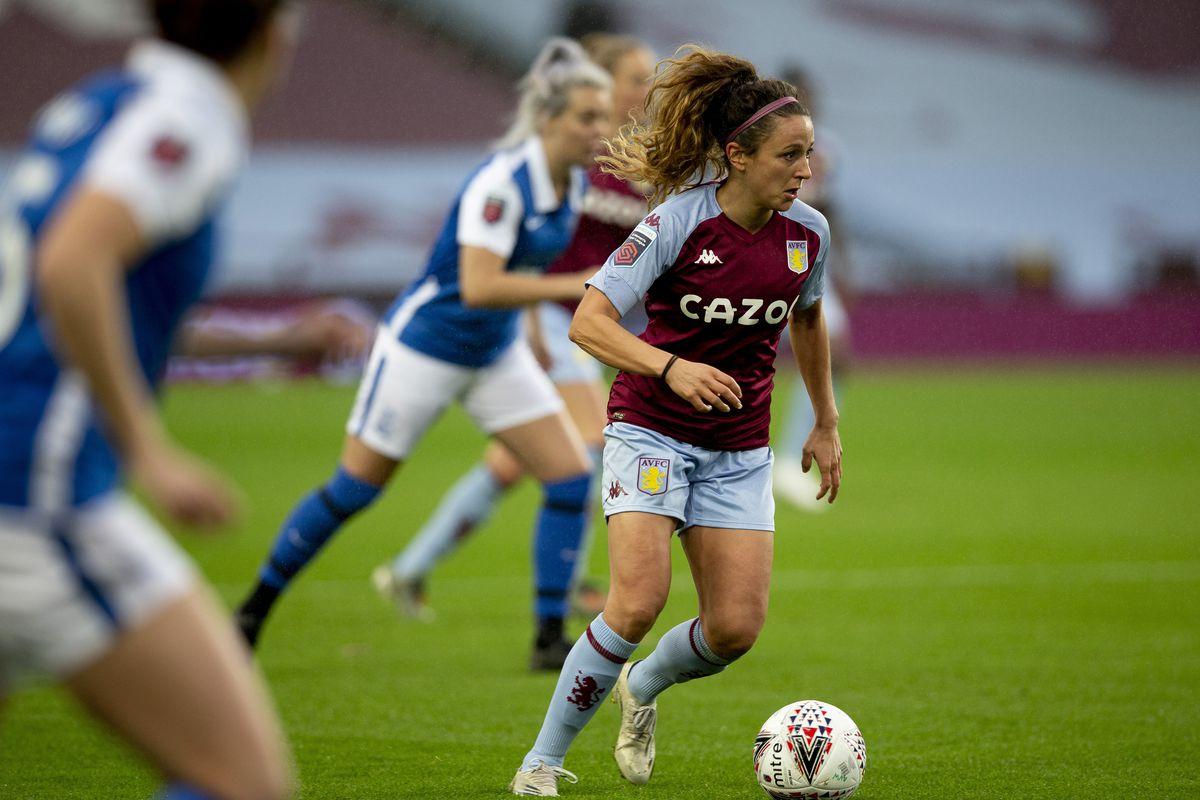 Aston Villa Women v Birmingham City Women - Barclays FA Women's Super League