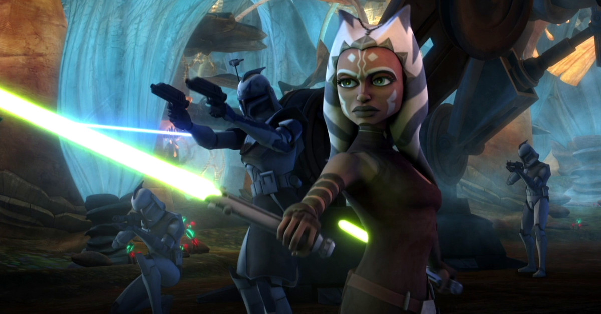 Rise Of Skywalker Voice Cameo Reveals If Ahsoka Is Dead Or Alive Polygon