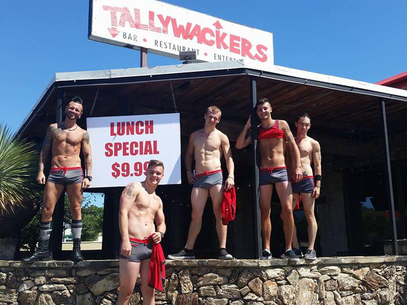 Remembering Tallywackers: America