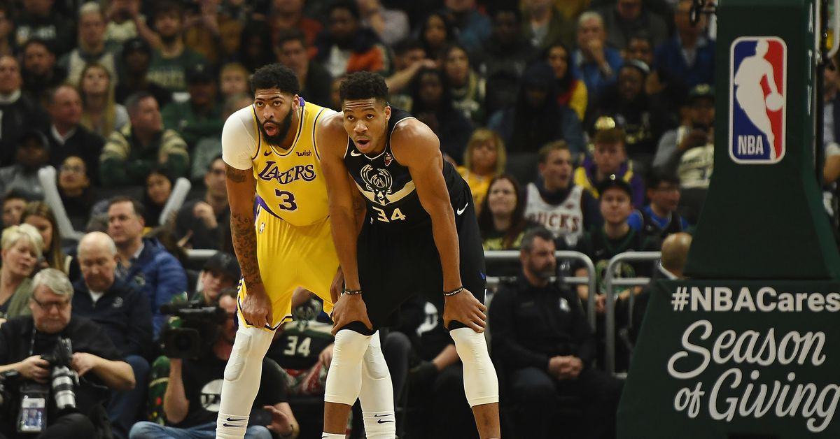 Lakers Vs Bucks Preview Game Thread Starting Time And