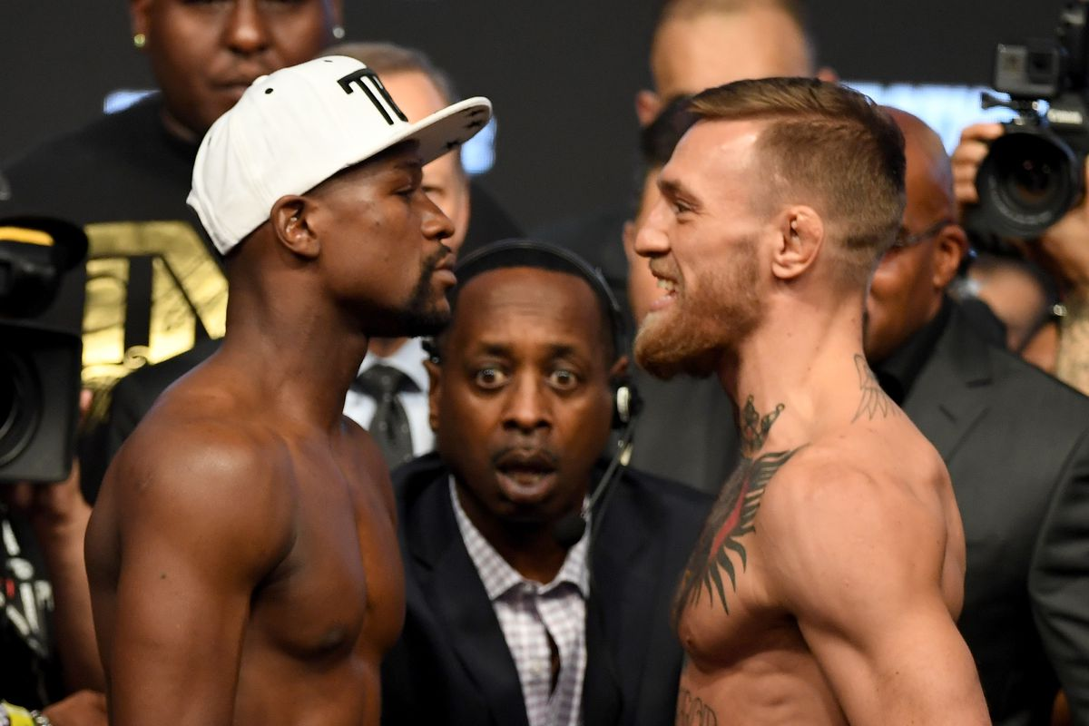 Conor Looks Drained Compared To Ufc 205 Weigh In Bad Cut Or Page 2 Sherdog Forums Ufc Mma Boxing Discussion