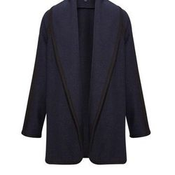 """<a href=""""http://usa.frenchconnection.com/product/woman+Collections+coats+and+jackets/70SV8/Obvious+Intentions+Coat.htm"""">Obvious Intentions Coat</a> at French Connection, $388.00"""