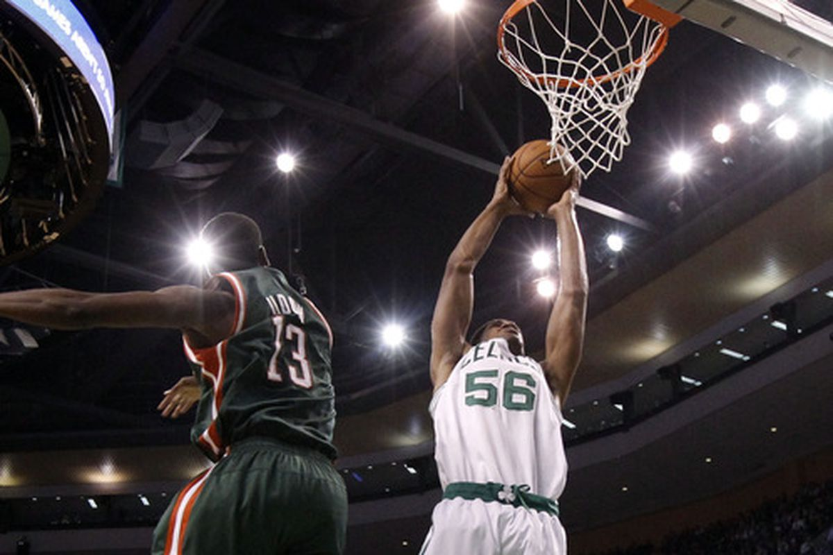 Sean Williams was once a member of the Boston Celtics