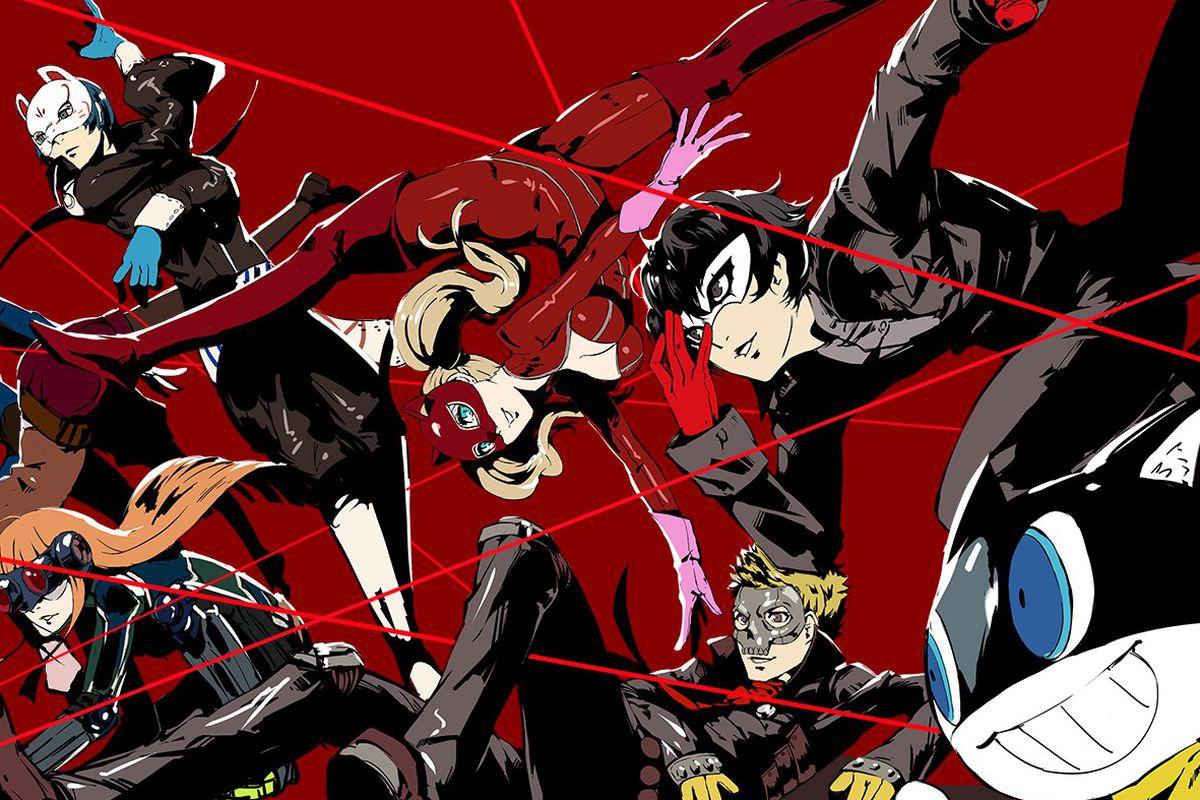 'Persona 5'(Atlus)