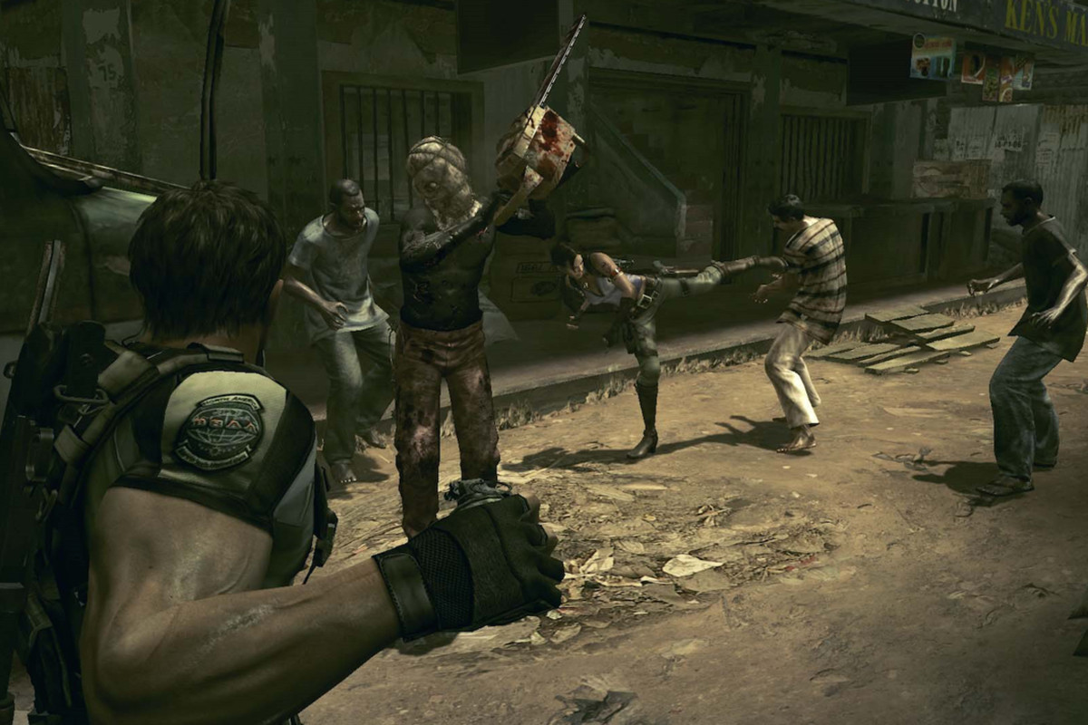 Resident Evil 5 for PS4, Xbox One arrives at the end of June