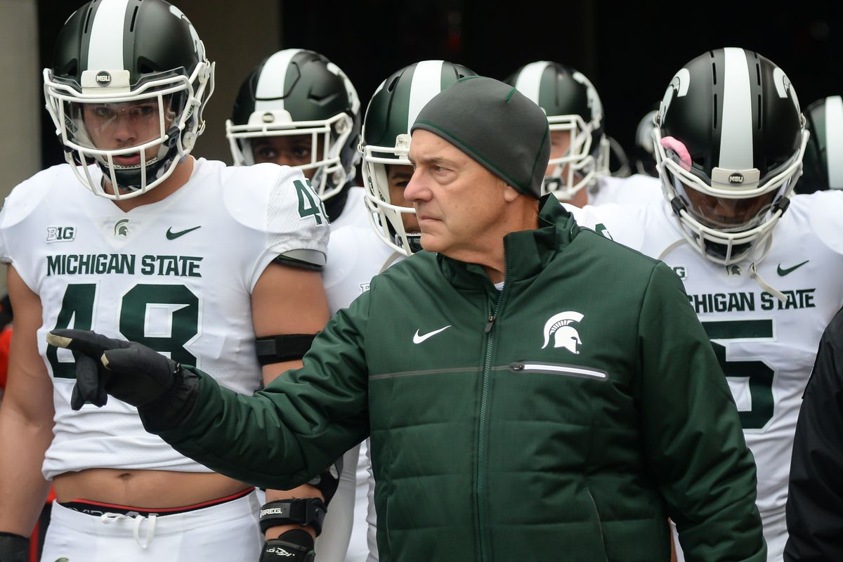 Michigan State Spartans National Signing Day Tracker 2019 The Only
