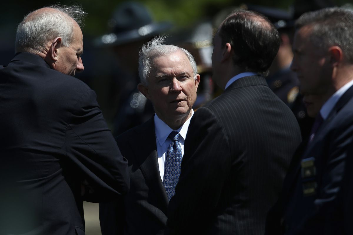 How Justice Department Is Trying To >> Trump S Justice Department Is Trying To Unravel The Past 10 Years Of