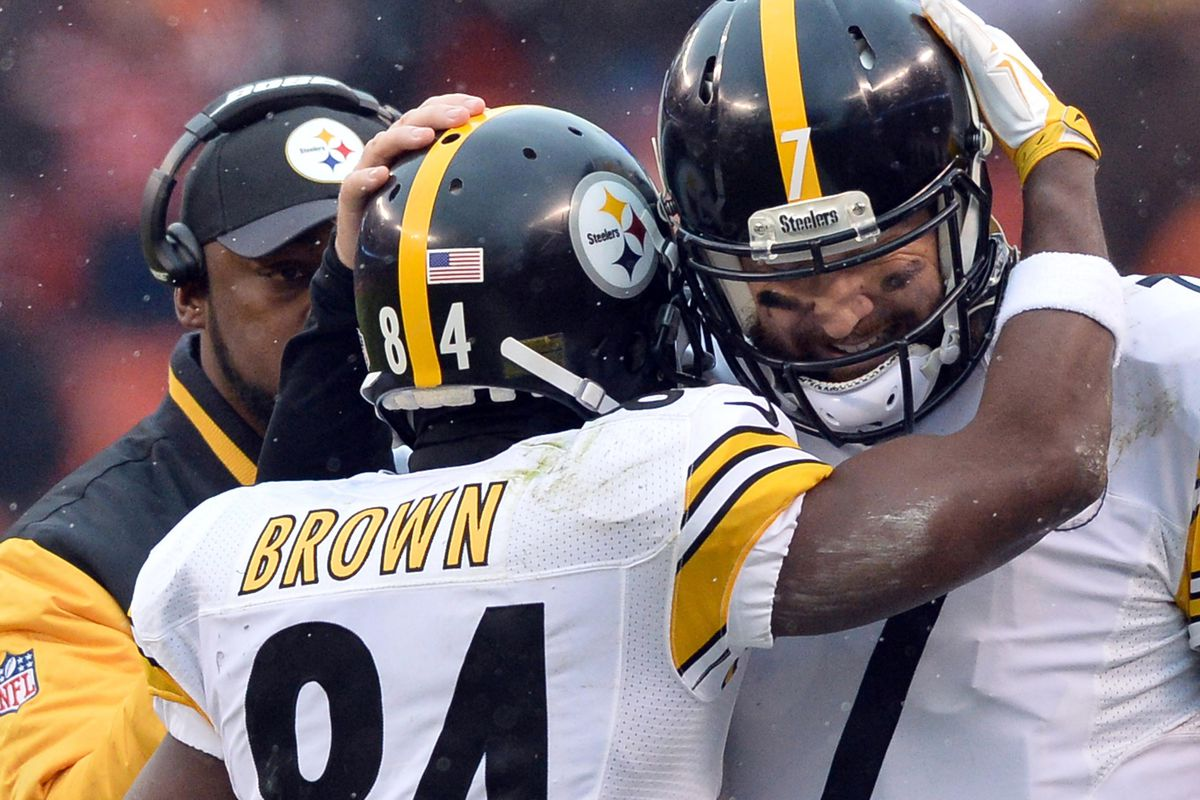 Steelers Vs Bengals 2016 Nfl Playoffs Odds Spread Wild