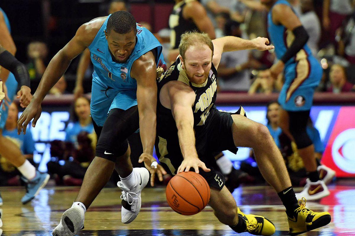 NCAA Basketball: Purdue at Florida State