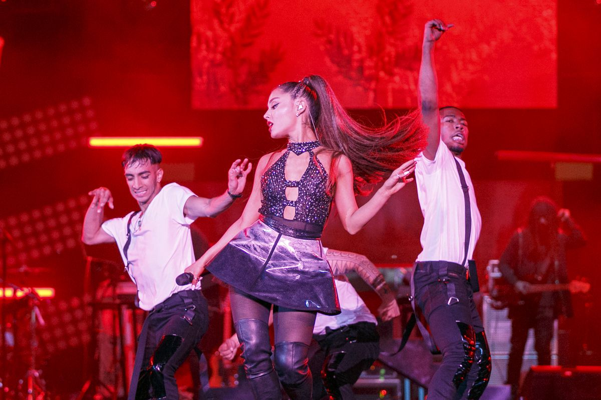 cd70be62f9 Ariana Grande's greatest asset isn't her amazing voice. It's her resilience.