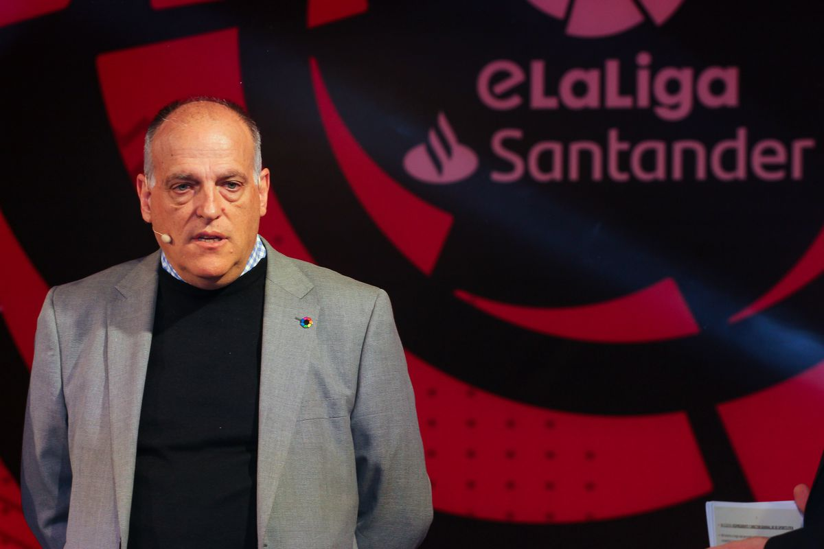 Presentation Of ELiga Santander In Madrid