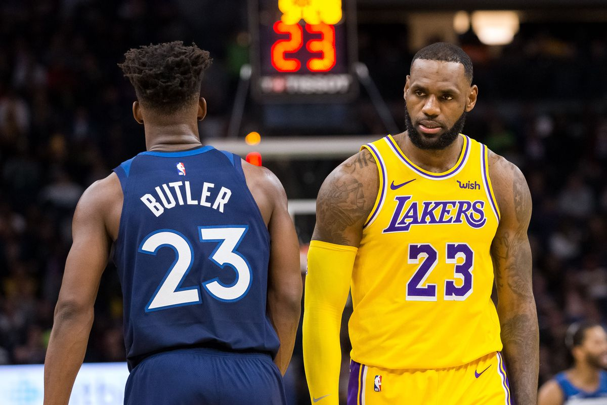 Lebron Lakers >> Lakers Lebron James Says You Probably Don T Want To Be