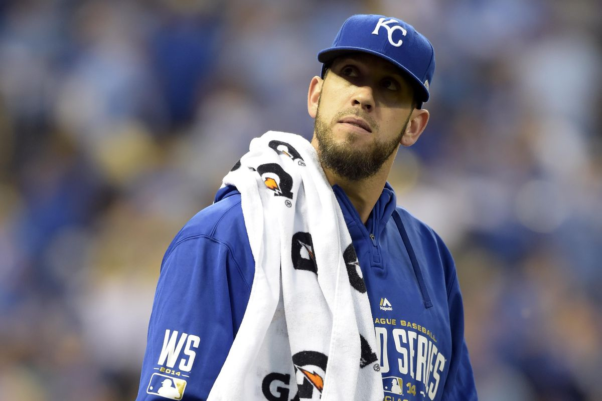 I wouldn't mind him wearing a World Series sweatshirt for the Yankees.