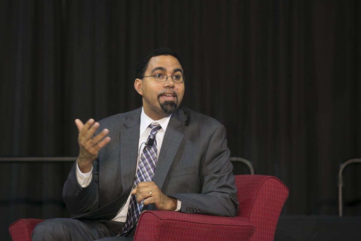 John King, former New York education commissioner (and U.S. secretary of education) and current president and CEO of The Education Trust.