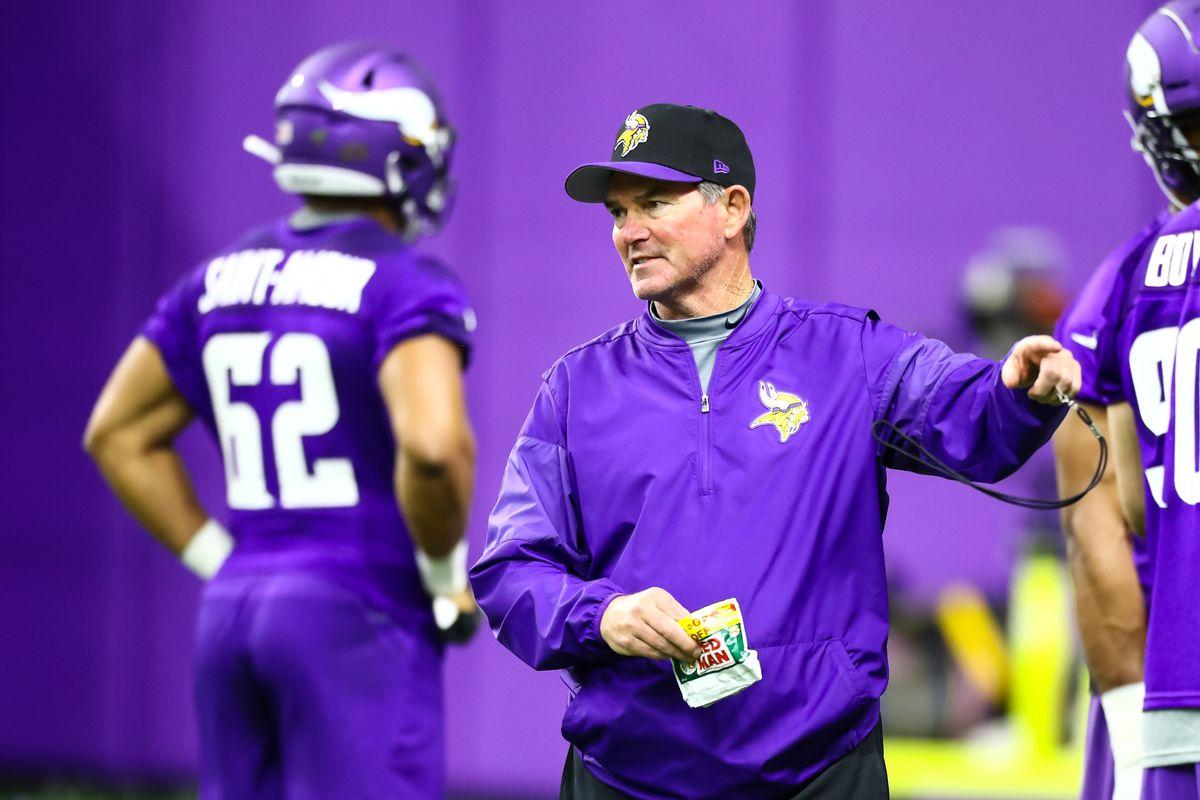 NFL: Minnesota Vikings-OTA