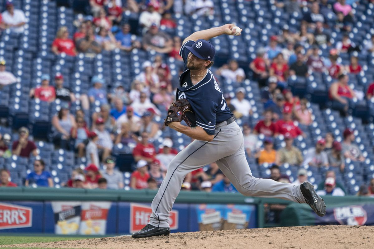 MLB: Game One-San Diego Padres at Philadelphia Phillies
