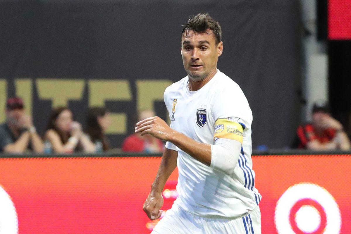 MLS: San Jose Earthquakes at Atlanta United FC