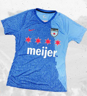 Top jersey in the NWSL for the second straight year