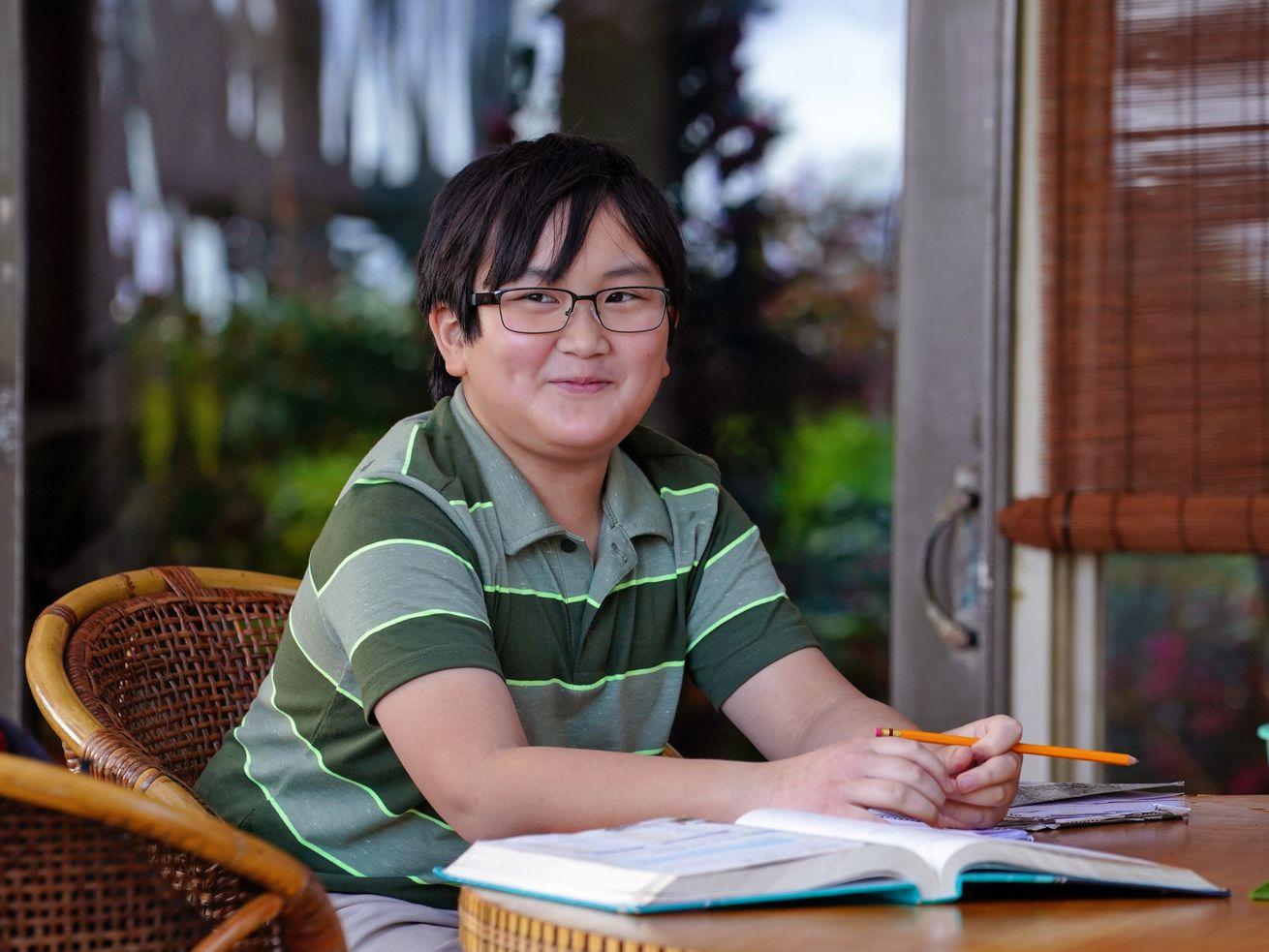 "Chicago actor Wes Tian co-stars in the new Disney+ series ""DoogieKamealoha, M.D."""