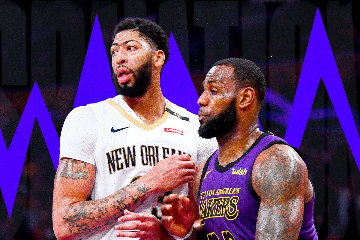 6720f0016a54 In the aftermath of Anthony Davis  bold and somewhat bizarre trade request