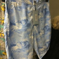 Swim trunks, $100