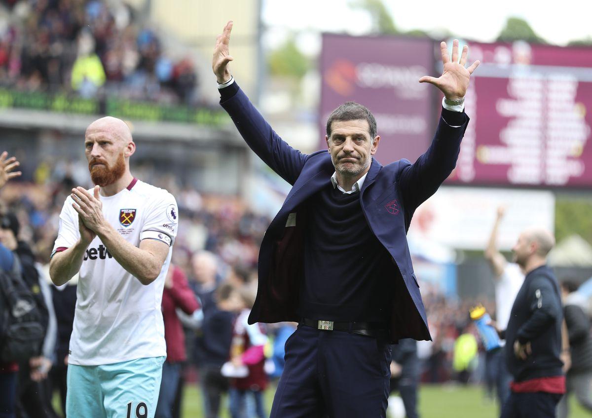 Burnley v West Ham United - Premier League