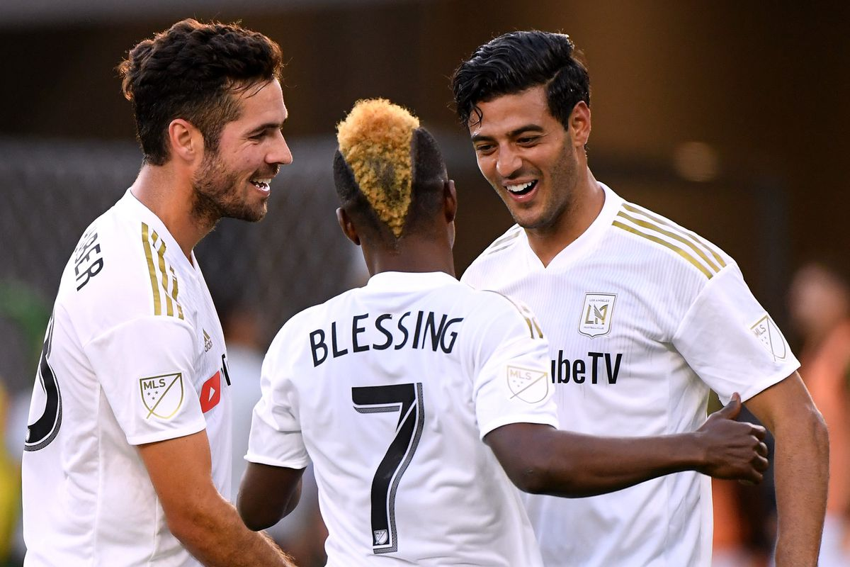official photos 6ff18 ce10f How will LAFC cope without Carlos Vela? - Angels on Parade