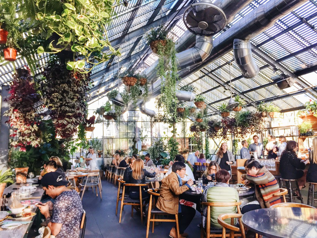 Melisse S Josiah Citrin Set To Take Over The Line Hotel S Food