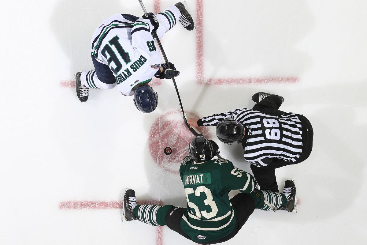 Crus Rydberg faces off against the guy who Vancouver reportedly preferred to Nino.