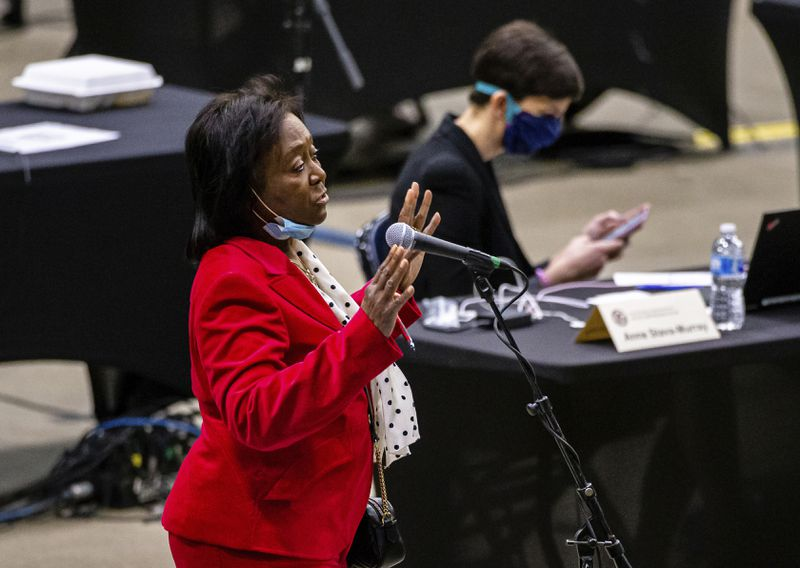 Illinois State Rep. Mary Flowers, D-Chicago