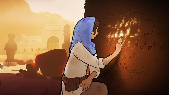 Heaven's Vault review: an archaeology video game actually about archaeology