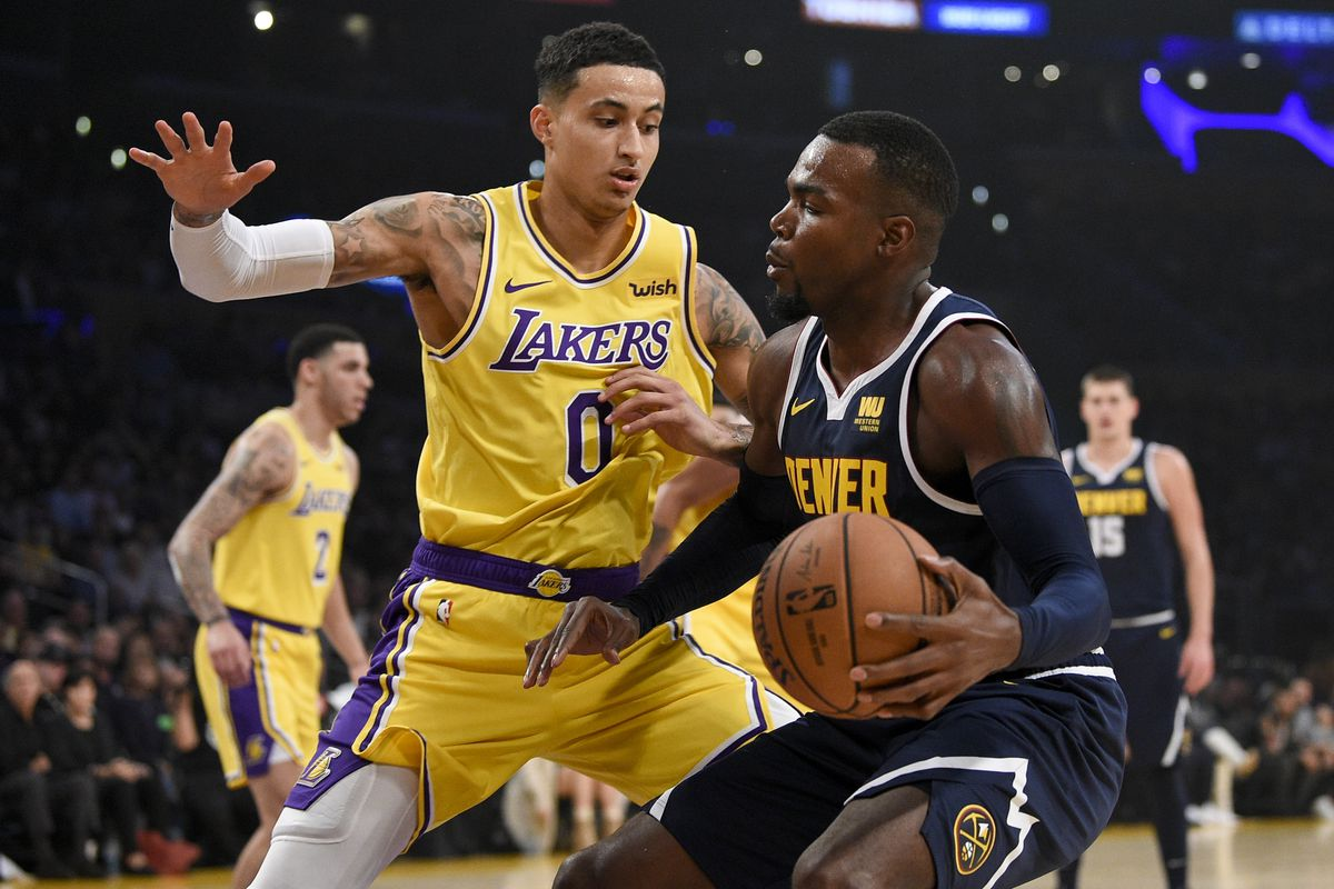 kyle kuzma is becoming more than just a scorer for lakers silver