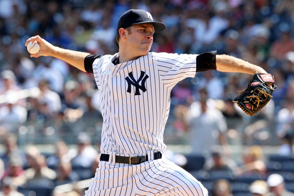 Rookie pitcher David Phelps is showing that young players can come through the farm system and help the New York Yankees. Brad Penner-US PRESSWIRE