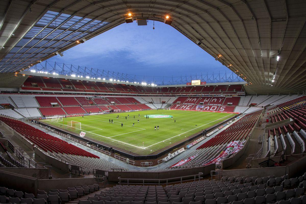 Sunderland v Lincoln City - Papa John's Trophy
