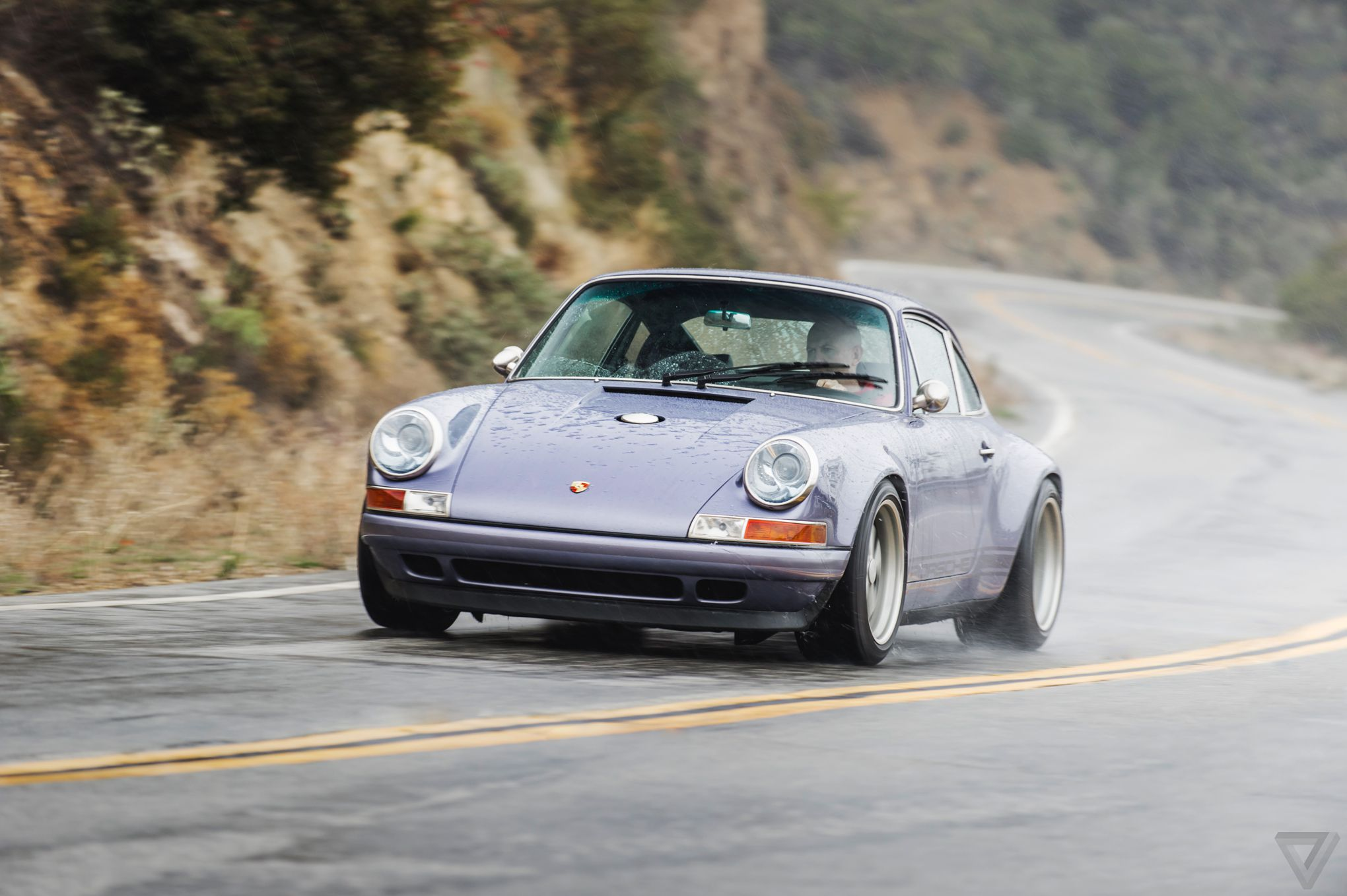 the porsche 911 reimagined the verge