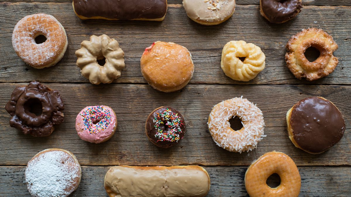 everything you need to know about the great american doughnut