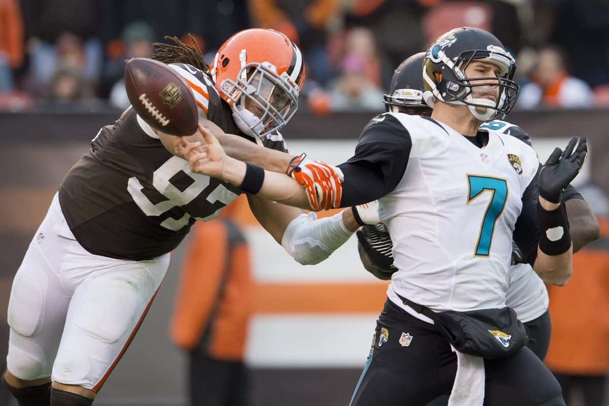 jaguars vs. browns: analyzing the snap counts (defense) - dawgs