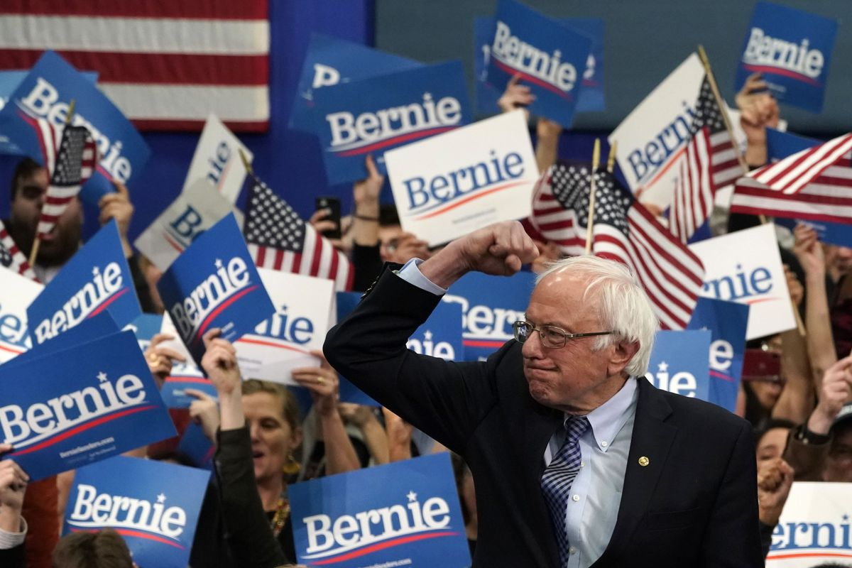 Poll Shows Bernie Sanders Beating Every Other Candidate In Nevada Vox